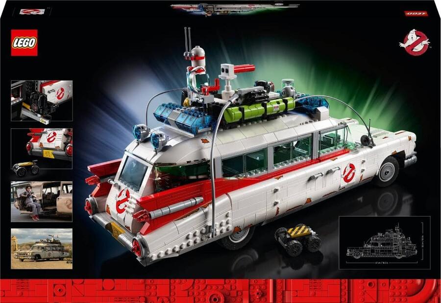 10274 LEGO Creator Expert Hayalet Avcıları ECTO-1