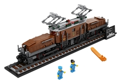 LEGO - 10277 Crocodile Locomotive
