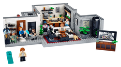 LEGO - 10291 LEGO Icons Queer Eye – Fab 5 Çatı Katı