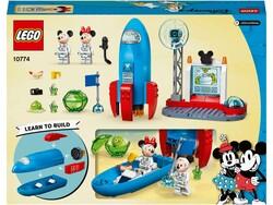 10774 LEGO | Disney Mickey and Friends Mickey Fare ve Minnie Fare'nin Uzay Roketi - Thumbnail