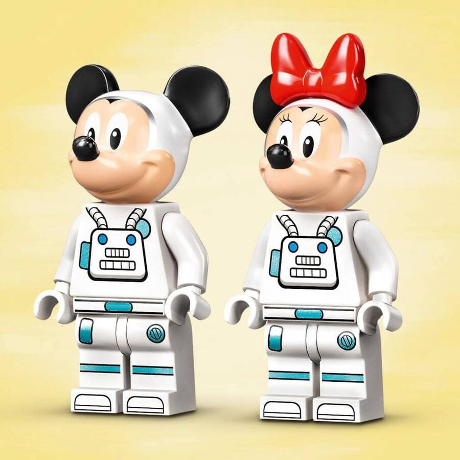 10774 LEGO | Disney Mickey and Friends Mickey Fare ve Minnie Fare'nin Uzay Roketi