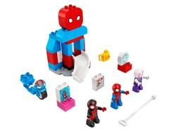 LEGO - 10940 LEGO DUPLO Super Heroes Örümcek Adam Karargahı