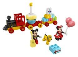 LEGO - 10941 LEGO DUPLO Disney Mickey ve Minnie Doğum Günü Treni