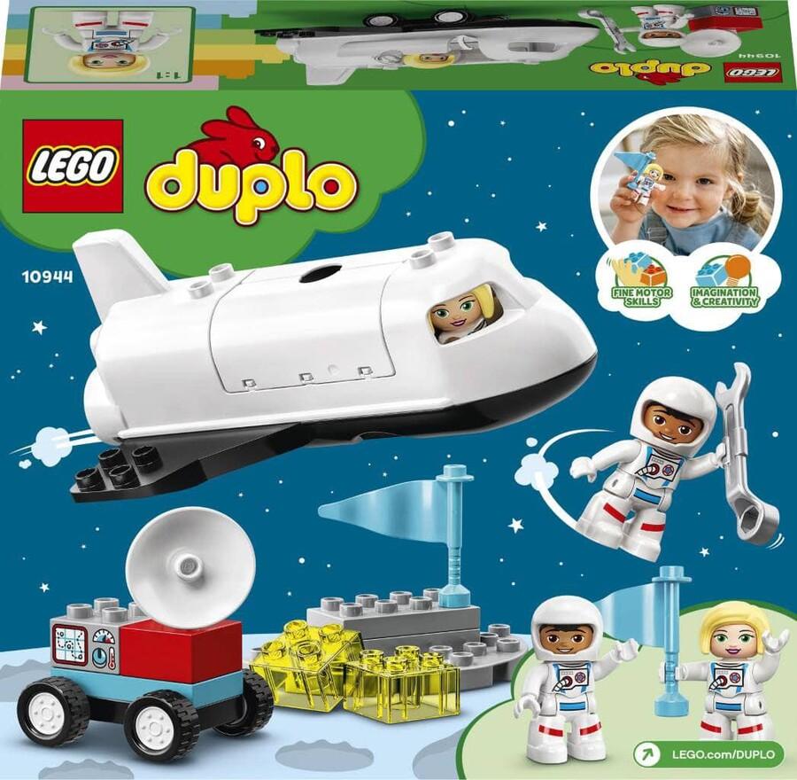 10944 LEGO DUPLO Town Uzay Mekiği Görevi