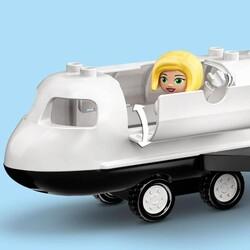 10944 LEGO DUPLO Town Uzay Mekiği Görevi - Thumbnail