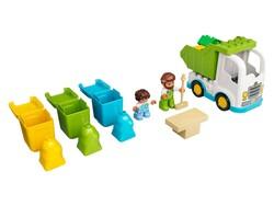 LEGO - 10945 LEGO DUPLO Town Çöp Kamyonu ve Geri Dönüşüm