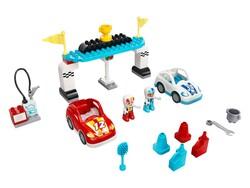 LEGO - 10947 LEGO DUPLO Town Yarış Arabaları