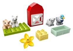 LEGO - 10949 LEGO DUPLO Town Çiftlik Hayvanı Bakımı