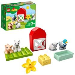 10949 LEGO DUPLO Town Çiftlik Hayvanı Bakımı - Thumbnail