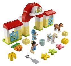 LEGO - 10951 LEGO DUPLO Town At Ahırı ve Midilli Bakımı