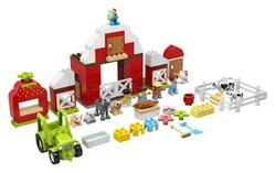 LEGO - 10952 LEGO DUPLO Town Çiftlik, Traktör ve Çiftlik Hayvanı Bakımı