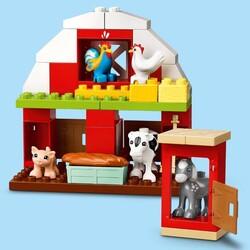 10952 LEGO DUPLO Town Çiftlik, Traktör ve Çiftlik Hayvanı Bakımı - Thumbnail
