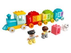 LEGO - 10954 LEGO DUPLO İlk Sayı Treni - Saymayı Öğren