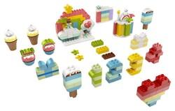 LEGO - 10958 LEGO DUPLO My First Yaratıcı Doğum Günü Partisi