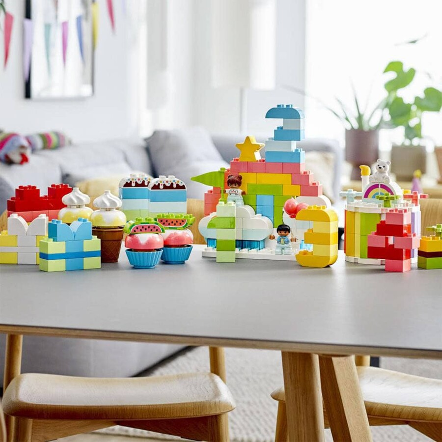 10958 LEGO DUPLO My First Yaratıcı Doğum Günü Partisi
