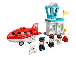 LEGO - 10961 LEGO DUPLO Town Uçak ve Havaalanı