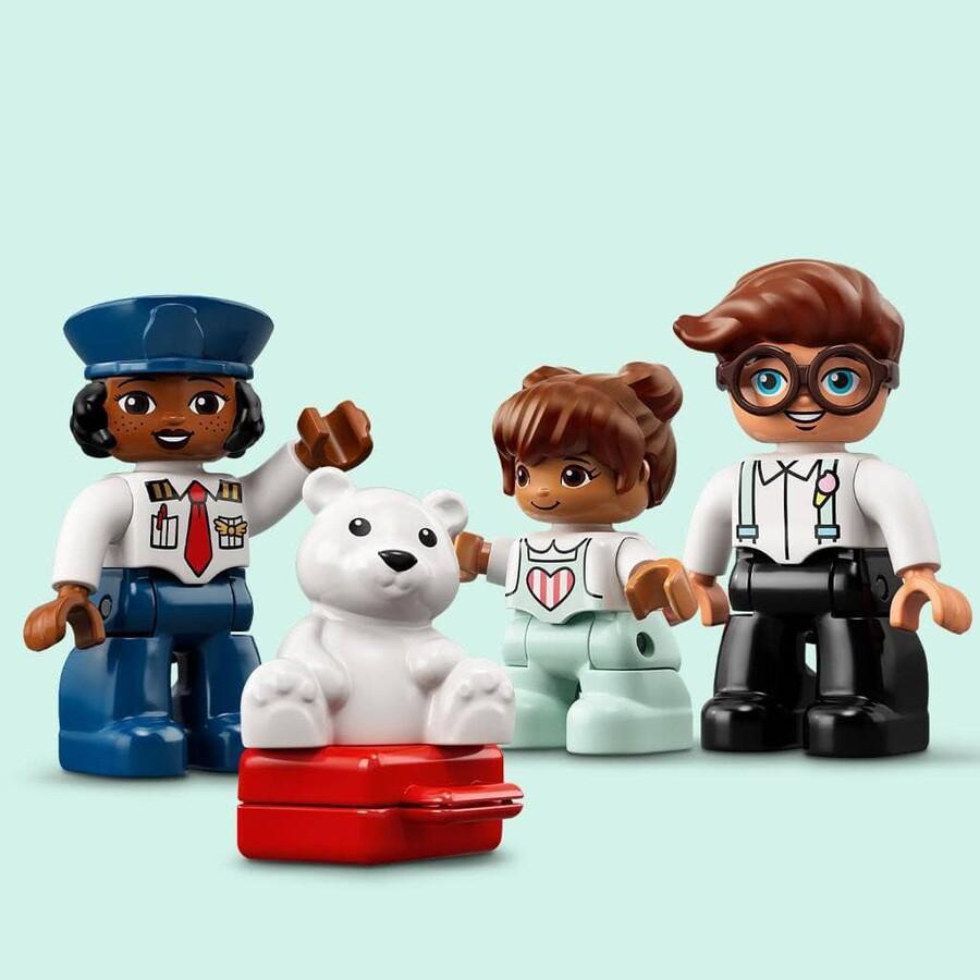 10961 LEGO DUPLO Town Uçak ve Havaalanı