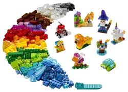 LEGO - 11013 LEGO Classic Yaratıcı Şeffaf Yapım Parçaları