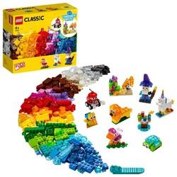 11013 LEGO Classic Yaratıcı Şeffaf Yapım Parçaları - Thumbnail