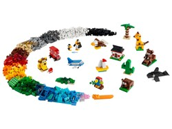 LEGO - 11015 LEGO Classic Dünya Turu