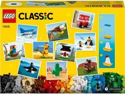 11015 LEGO Classic Dünya Turu - Thumbnail