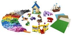LEGO - 11717 LEGO Classic Yapım Parçaları ve Zeminler