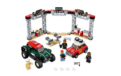 LEGO - 75894 1967 Mini Cooper S Rally and 2018 MINI John Cooper Works Buggy