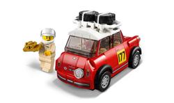 75894 1967 Mini Cooper S Rally and 2018 MINI John Cooper Works Buggy - Thumbnail
