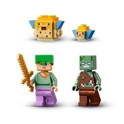21164 LEGO Minecraft Mercan Kayalığı - Thumbnail
