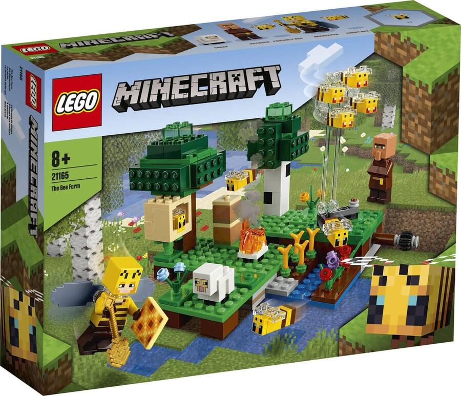 21165 LEGO Minecraft Arı Çiftliği