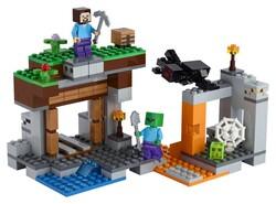 LEGO - 21166 LEGO Minecraft Terk Edilmiş Maden