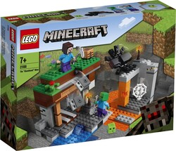 21166 LEGO Minecraft Terk Edilmiş Maden - Thumbnail