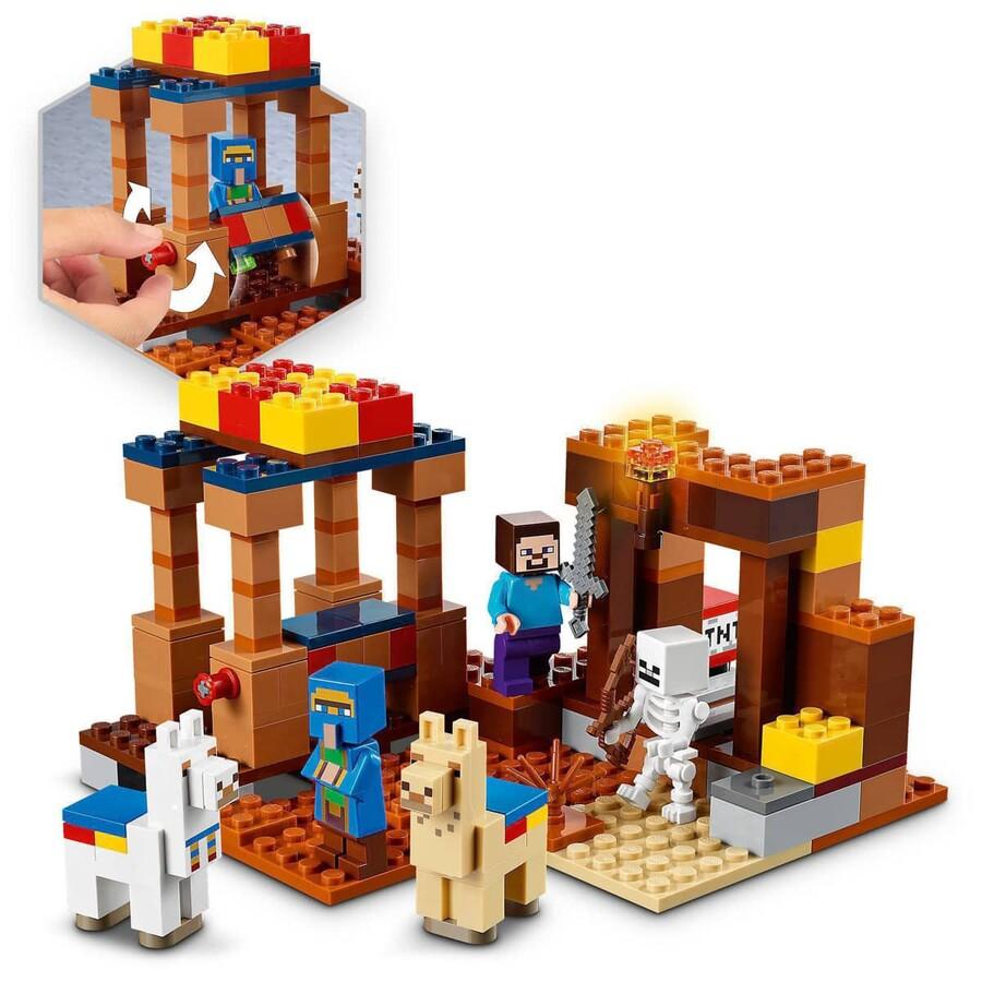 21167 LEGO Minecraft Ticaret Noktası