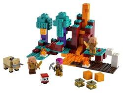 LEGO - 21168 LEGO Minecraft Çarpık Orman