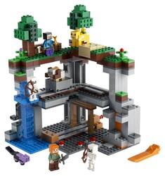 LEGO - 21169 LEGO Minecraft İlk Macera