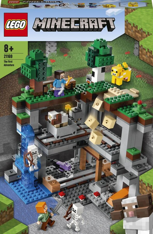 21169 LEGO Minecraft İlk Macera