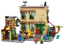 LEGO - 21324 LEGO Ideas 123 Susam Sokağı
