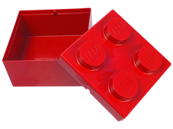 LEGO - 853234 2x2 LEGO Kutu Kırmızı V46