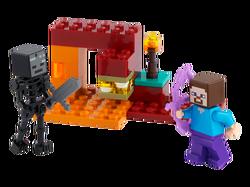 LEGO - 30331 LEGO Minecraft Nether Düellosu