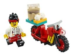 LEGO - 30341 Monkie Kid's Delivery Bike