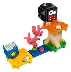 LEGO - 30389 LEGO Super Mario Fuzzy ve Mushroom Platformu Ek Macera Seti
