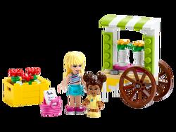 LEGO - 30413 LEGO Friends Çiçek Arabası