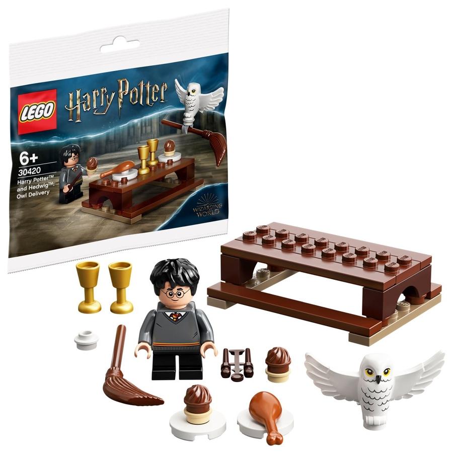 30420 LEGO Harry Potter Harry Potter™ ve Hedwig™: Baykuş Teslimatı