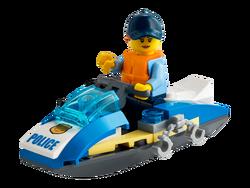 LEGO - 30567 LEGO City Polis Su Motoru
