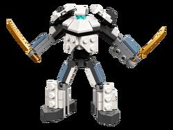 LEGO - 30591 LEGO NINJAGO Titanyum Mini Robot