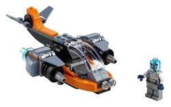 LEGO - 31111 LEGO Creator Siber İnsansız Hava Aracı