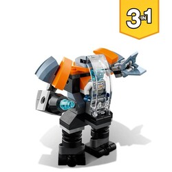 31111 LEGO Creator Siber İnsansız Hava Aracı - Thumbnail
