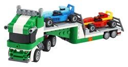 LEGO - 31113 LEGO Creator Yarış Arabası Taşıyıcı