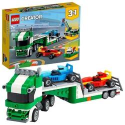 31113 LEGO Creator Yarış Arabası Taşıyıcı - Thumbnail