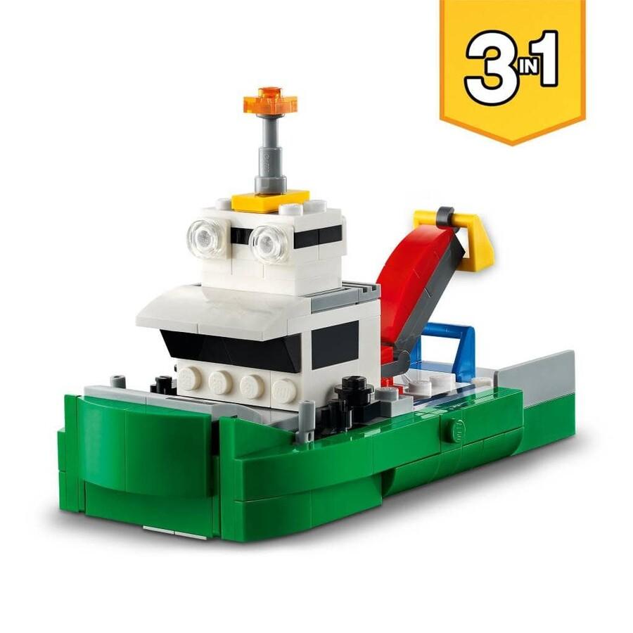 31113 LEGO Creator Yarış Arabası Taşıyıcı